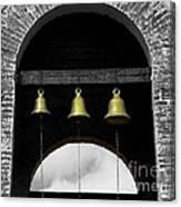 We Three Bells Canvas Print