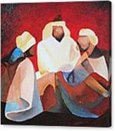 We Three Kings Canvas Print