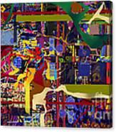 Nevuah 1haa Canvas Print