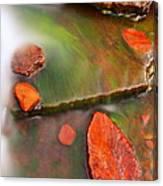 Weano Gorge - Karijini Np 2am-111702 Canvas Print