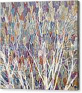 Web Of Branches Canvas Print
