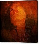Web Of Seduction Canvas Print