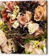 Wedding Bouquets 02 Canvas Print