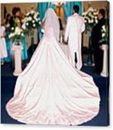 Wedding Dolores Canvas Print