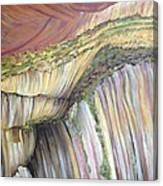 Weeping Rock Canvas Print