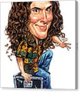 Weird Al Yankovic Canvas Print