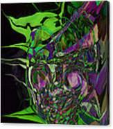 Weirdness Canvas Print