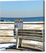 Welcome To Asbury Park Canvas Print