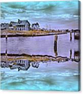Welcome To Bald Head Island II Canvas Print