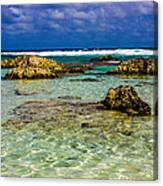 Welcome To Cozumel Canvas Print