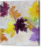 Welcoming Autumn Canvas Print