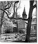Wellesley College Houghton Chapel Canvas Print