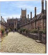 Wells Canvas Print