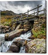 Welsh Bridge Canvas Print