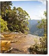 Wentworth Falls Canvas Print