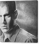 Wenworth Miller Canvas Print