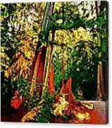 West Coast Rainforest Canvas Print