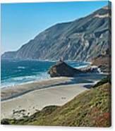 West Coast Serenity Canvas Print