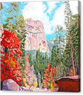 West Fork - Sedona Canvas Print