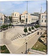 West Jerusalem Canvas Print