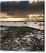 West Mersea View Canvas Print