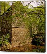 West Point Mill House II Canvas Print
