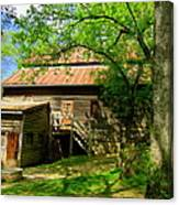 West Point Mill House Canvas Print