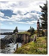West Quoddy 4038 Canvas Print