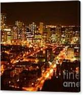 West Side Canvas Print