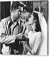 West Side Story, From Left Richard Canvas Print