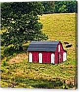 West Virginia 2 Canvas Print