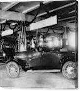 Westcott Automobiles, 1917 Canvas Print