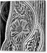 Western Details Canvas Print