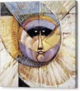 Western Solarmask Canvas Print