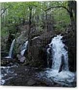 Westfield Falls Canvas Print