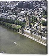 Westminister, London Canvas Print