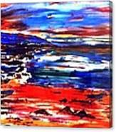 Westward Ho Canvas Print