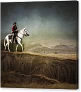 Westward Canvas Print