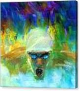 Wet And Wild Canvas Print