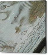 Wet Deck Canvas Print