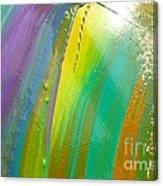 Wet Paint 7 Canvas Print