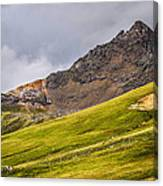 Wetterhorn Peak Canvas Print
