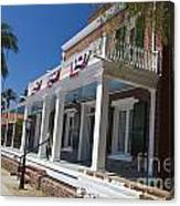 Whaley House Old Town San Diego Canvas Print