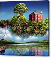 What A Wonderful World Canvas Print