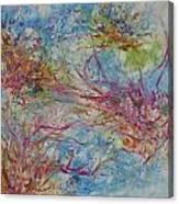 What Lives Below Canvas Print