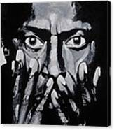 What Would Miles Say Canvas Print