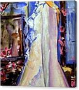 When Lovely Women Canvas Print