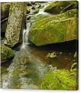 When Peace Like A River Canvas Print