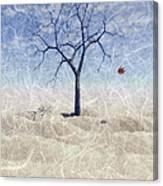 When The Last Leaf Falls... Canvas Print