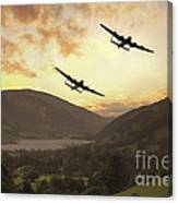 When Vera Came To Play Canvas Print